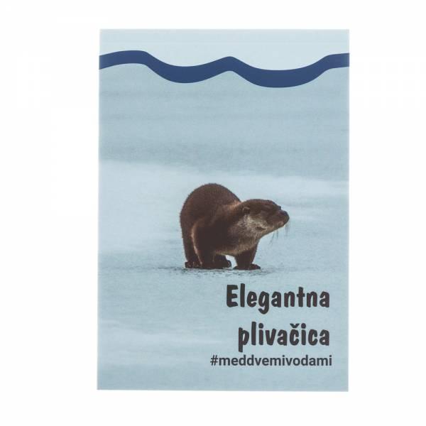 Blokić - Elegantna plivačica