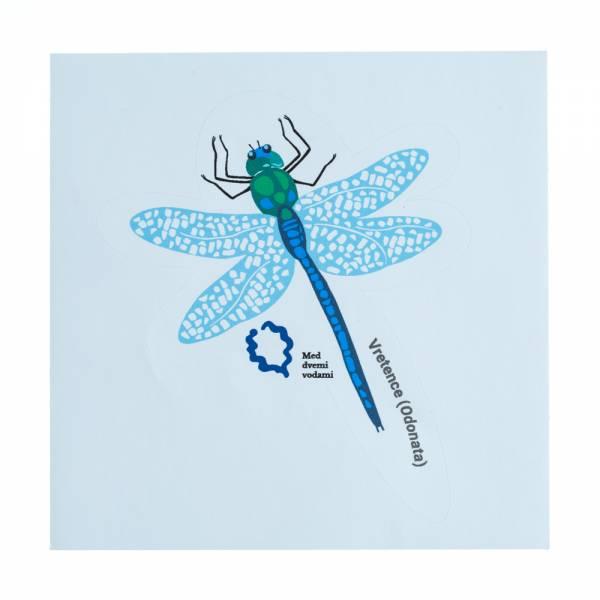 Naljepnica - vretence
