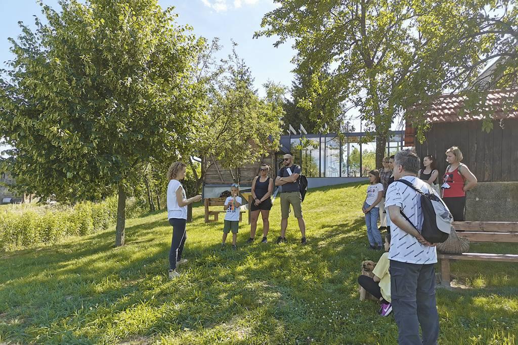 Upoznavanje jestivog i ljekovitog bilja na Matulovom gruntu