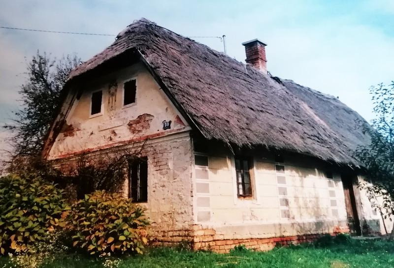 Stara hiža u Frkanovcu